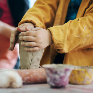 Pottery Throwing - for kids & adults