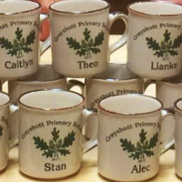 School leavers mugs