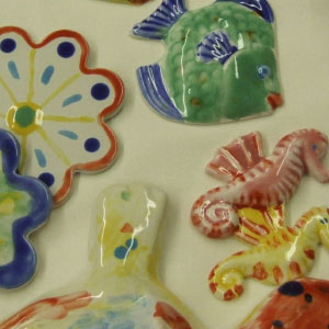 Pottery Painting - for kids & adults